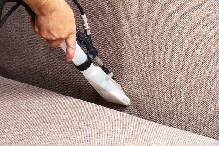 Sofa Cleaning by Kentuckiana Carpet and Upholstery Cleaning LLC