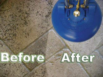 Tile & Grout Cleaning in Memphis IN