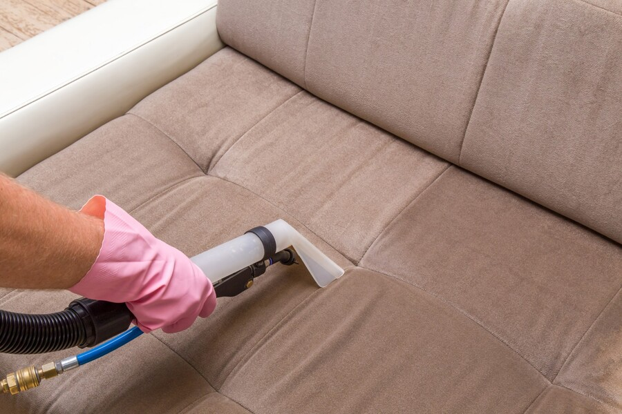 Upholstery cleaning by Kentuckiana Carpet and Upholstery Cleaning LLC